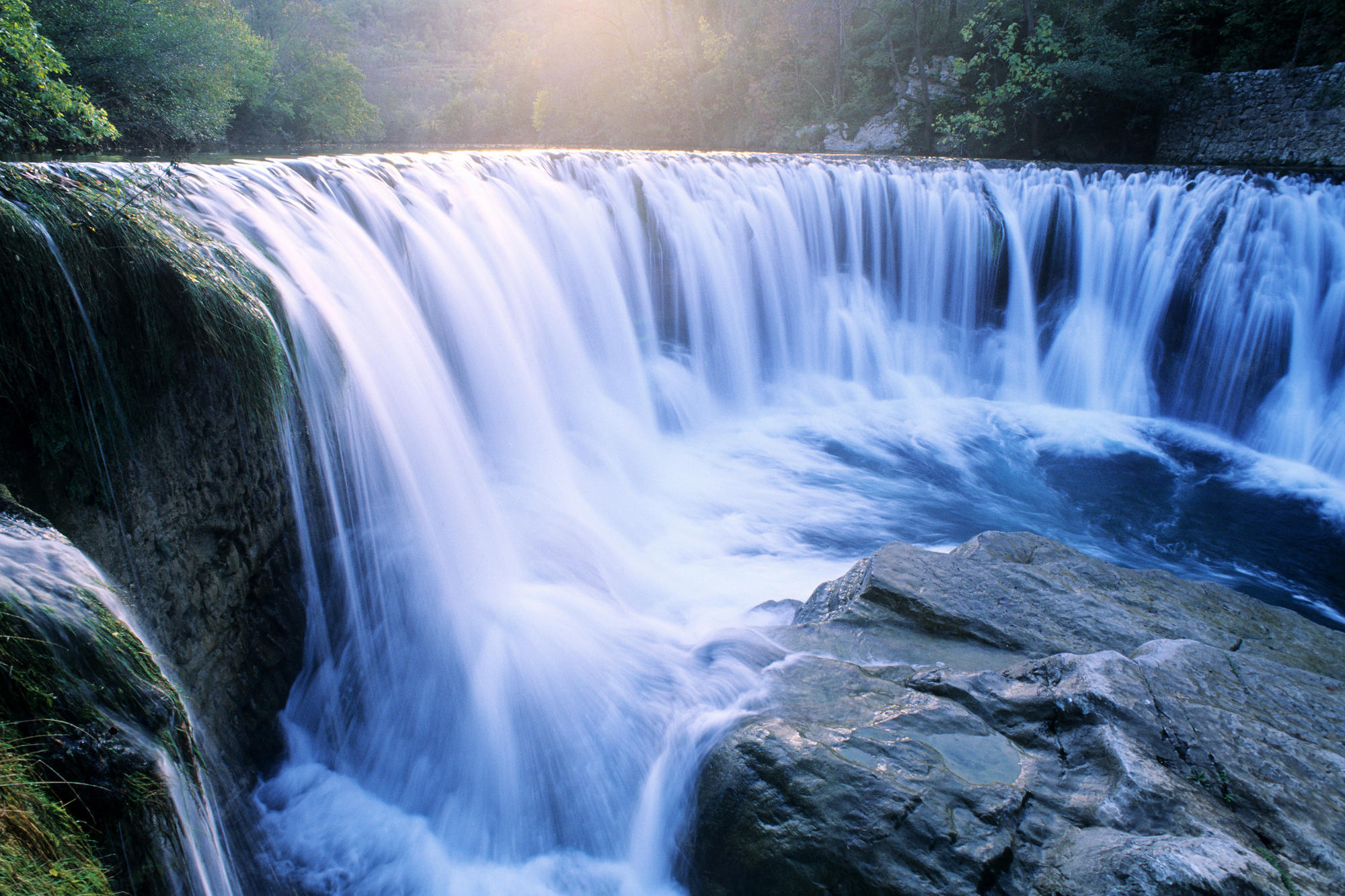 Waterfall Light & Love to yourself and all Life. This is a joyous way to enhance the reality we live in.